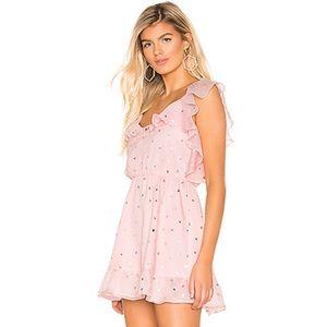 Lovers + Friends x Revolve NWT Austin Mini Dress